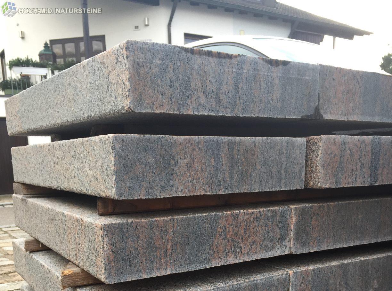 Granitplatten Nach Mass Bewahrte Qualitat Faire Preise Geflammt