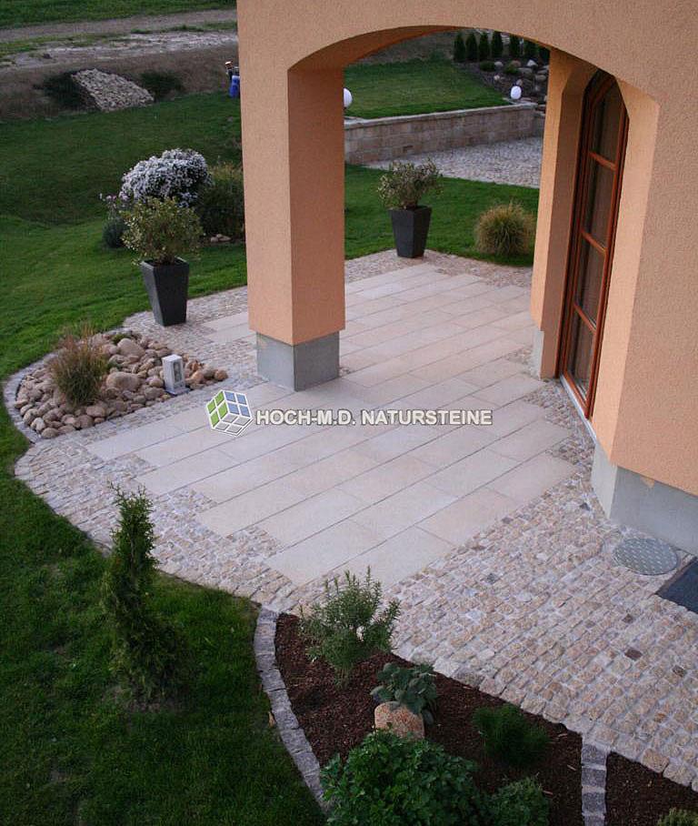 granit und sandstein pflastersteine frostsicher. Black Bedroom Furniture Sets. Home Design Ideas