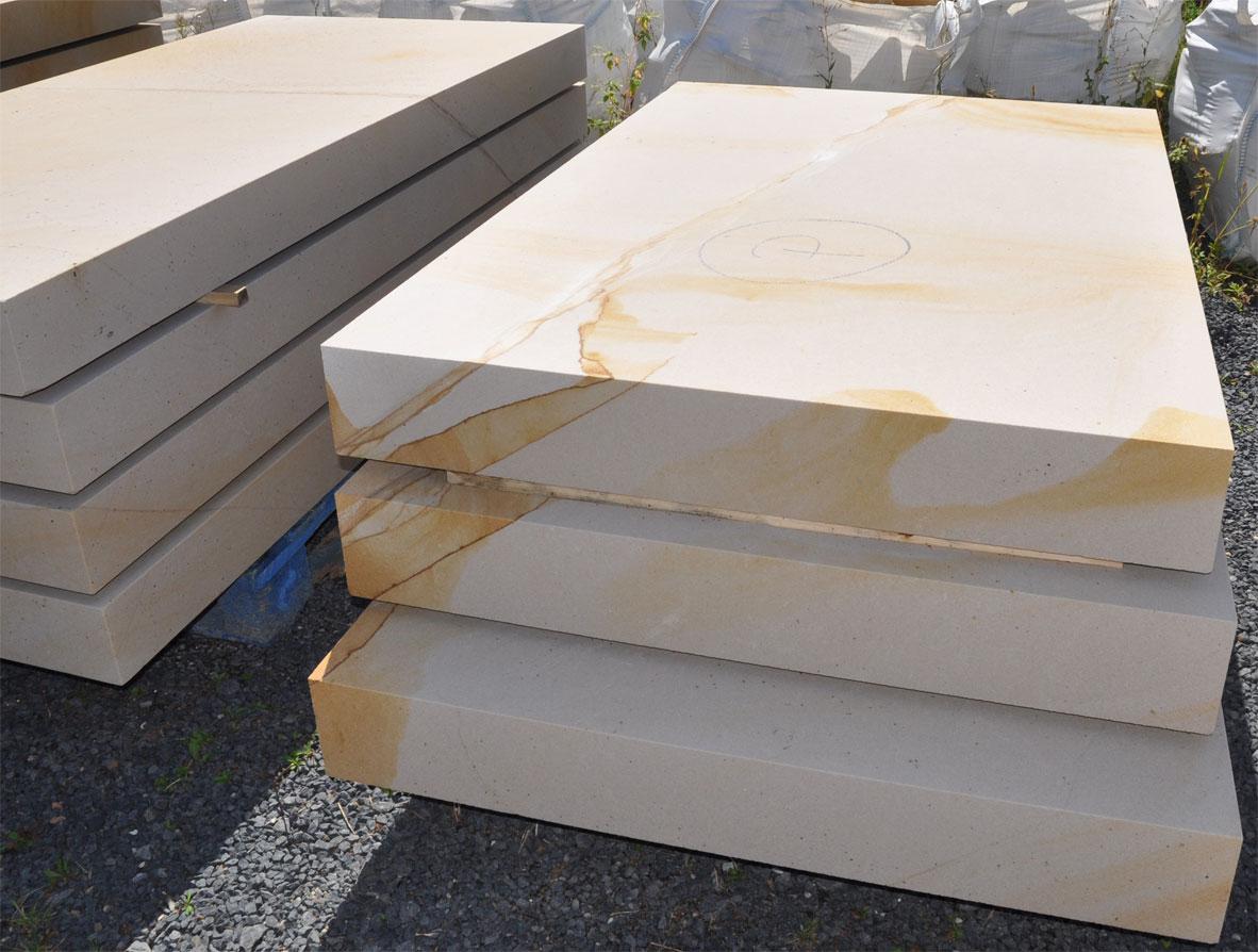 terrassenplatten sandstein kollektion ideen garten design als inspiration mit beispielen von. Black Bedroom Furniture Sets. Home Design Ideas